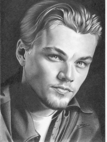 Leonardo DiCaprio by peggy